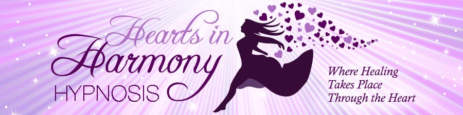 hearts in Harmony website banner with logo